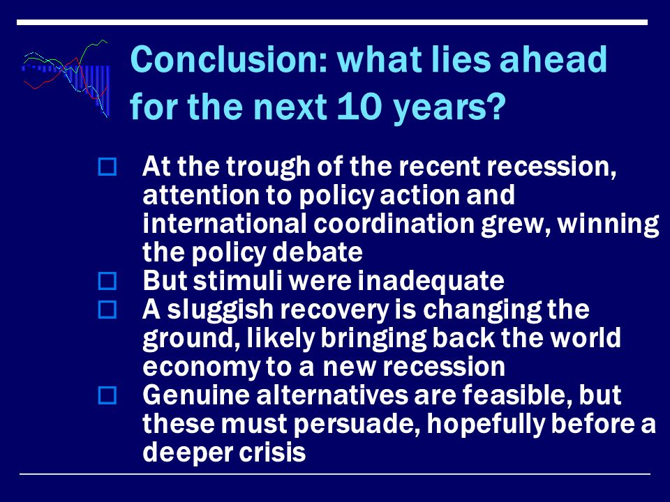 Conclusion: what lies ahead for the next 10 years.