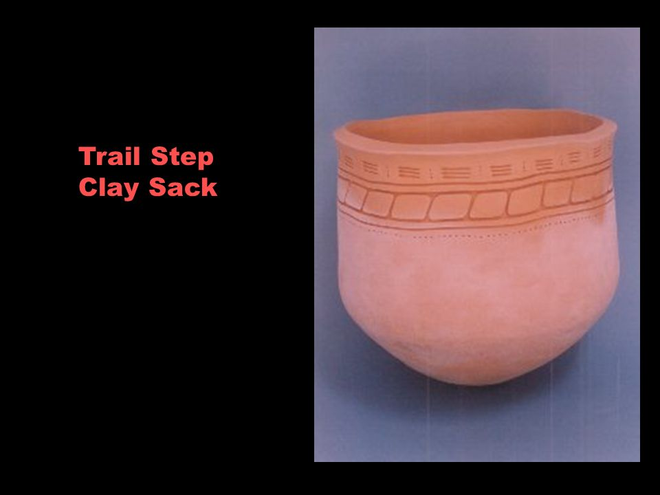 Trail Step Clay Sack