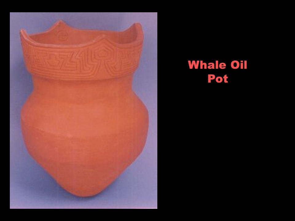 Whale Oil Pot