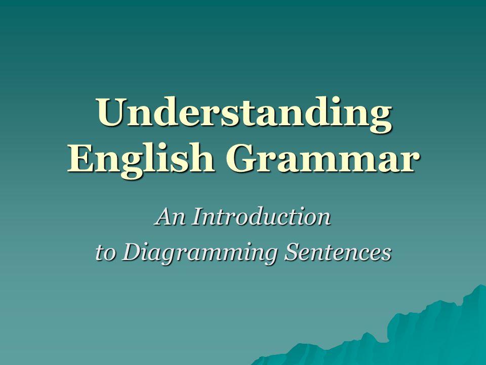 Works Cited Funk, Robert & Martha Kolln.Understanding English Grammar.