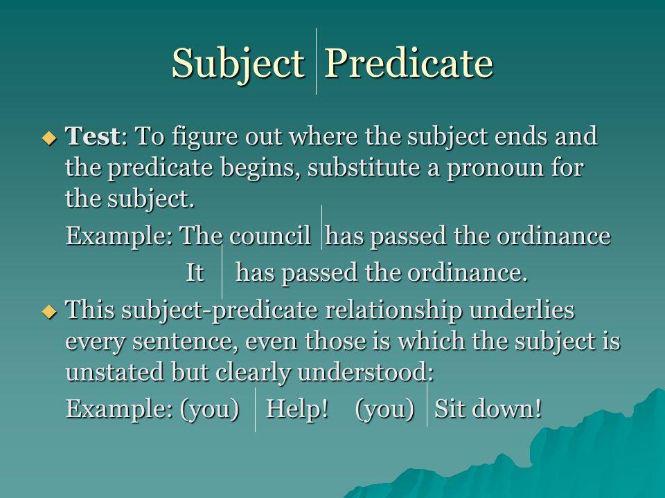 Linking Verb Patterns IVNP Linking verb ADJ (subj) (pred vb) (subj comp) The students seemdiligent.