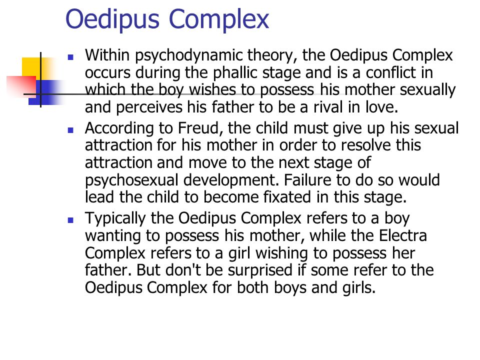 "my oedipus complex essay The story ""my oedipus my oedipus complex essay complex"" by frank o'connor deals exclusively with a little boy named larry and his feelings towards his father 4-4-2018 complete my oedipus complex essay summary of frank o'connor's my oedipus complex."