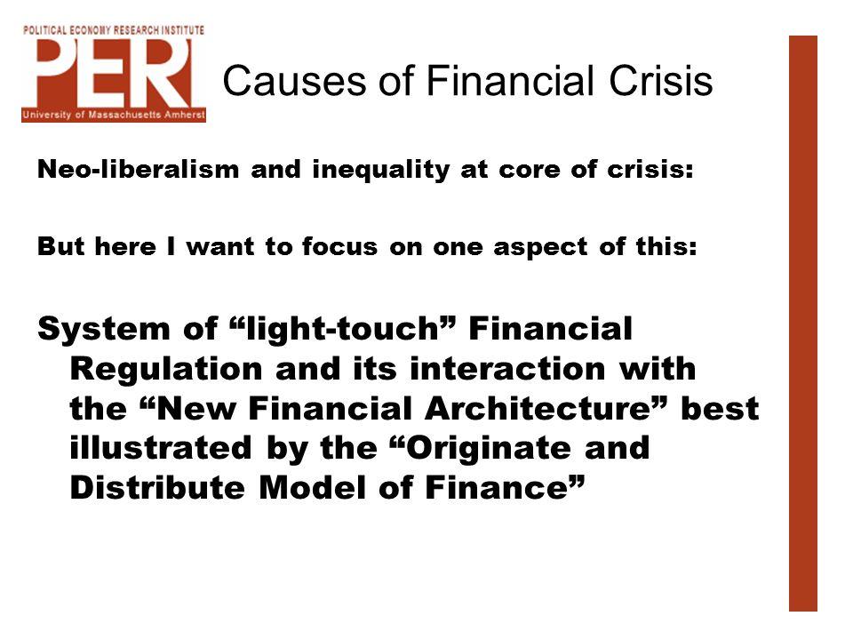 Regulatory Capture A serious potential problem.
