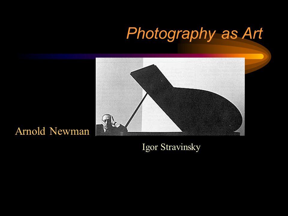 Photography as Art James Van Der Zee