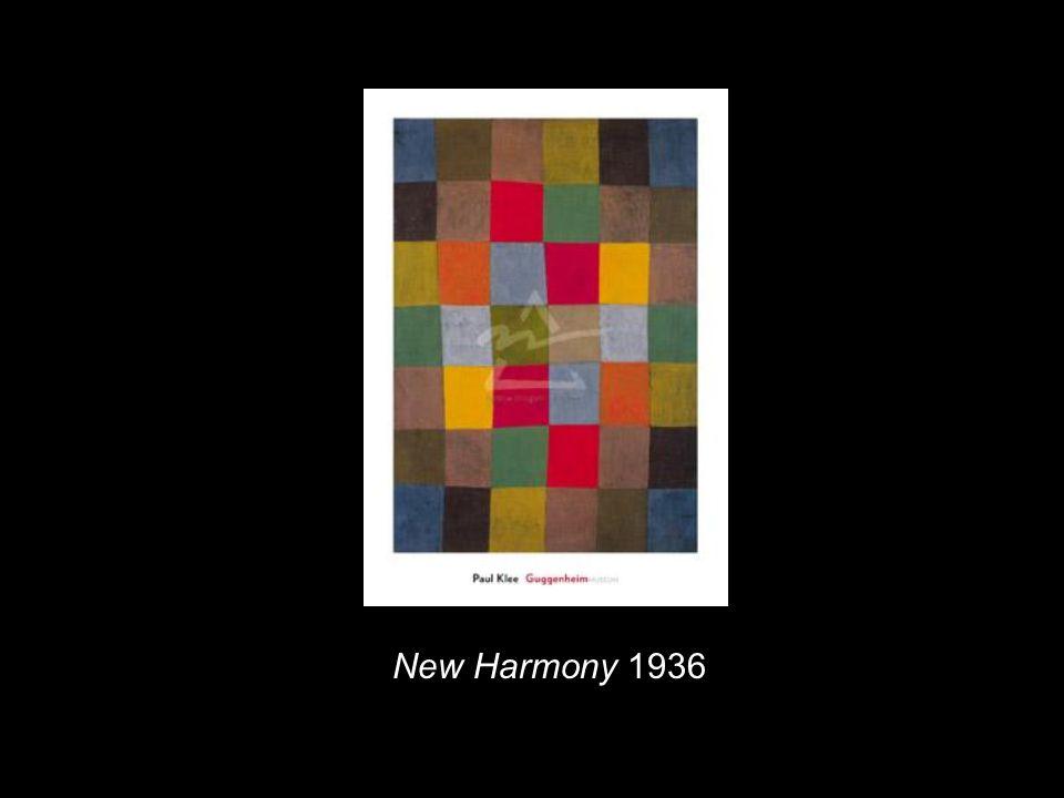 New Harmony 1936
