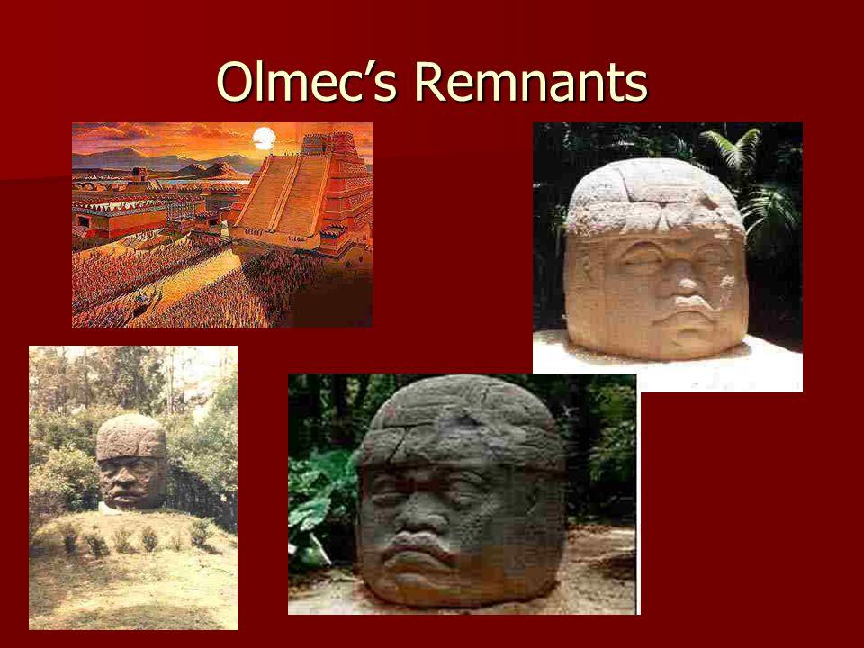Olmecs Remnants