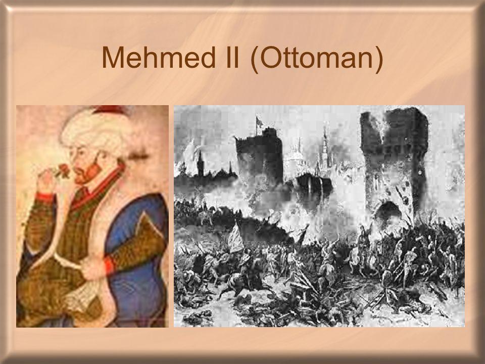 Mehmed II (Ottoman)