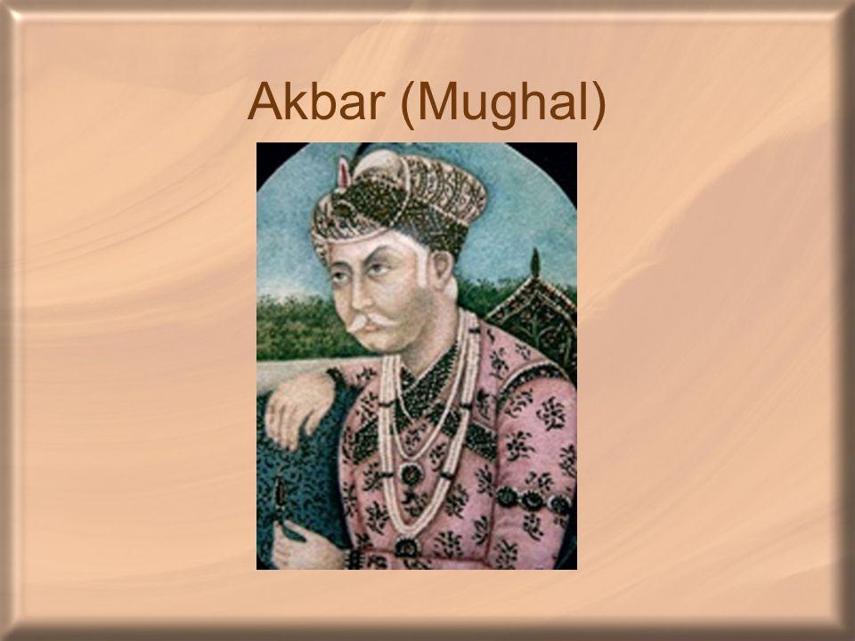 Akbar (Mughal)