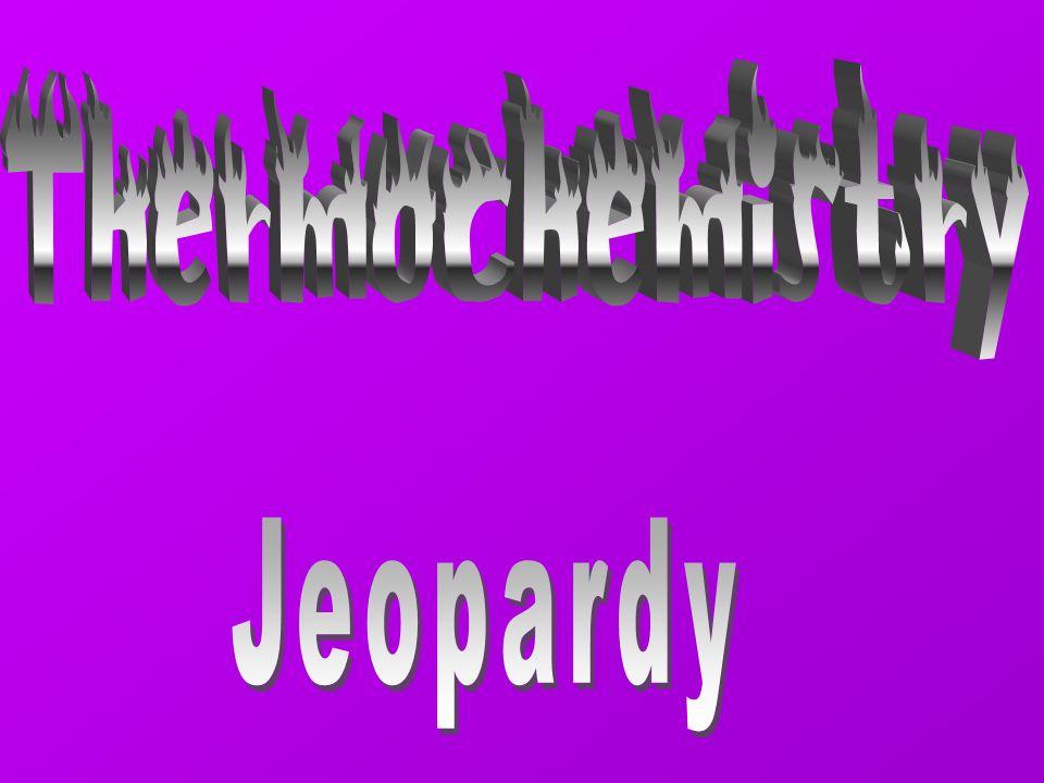 Round 2! Double Jeopardy