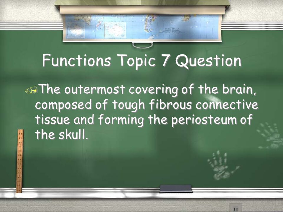 Conditions Topic 6 Answer / Danny had a concussion. With the swelling involved with a concussion the brain is very vulnerable, even the slightest jarr