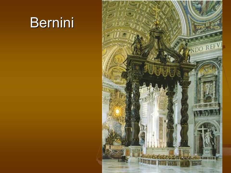 Baroque movement Catholic: Catholic: Monarchy & Catholic Church main patrons Monarchy & Catholic Church main patrons