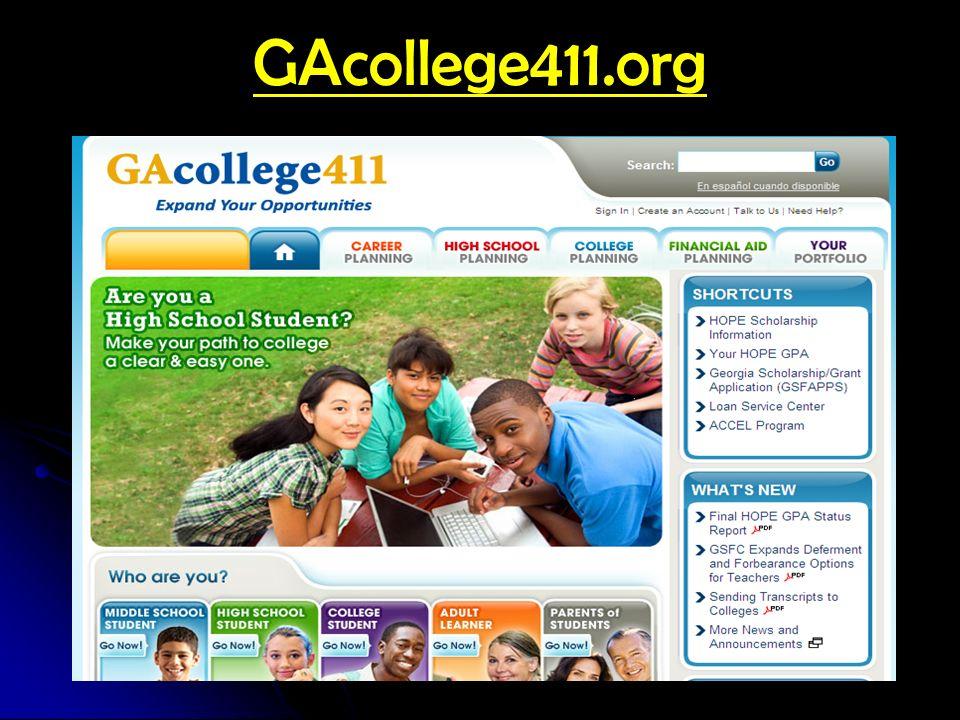 GAcollege411.org