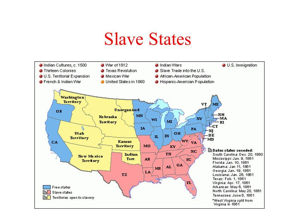 Slave States