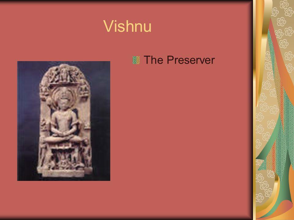 Vishnu The Preserver
