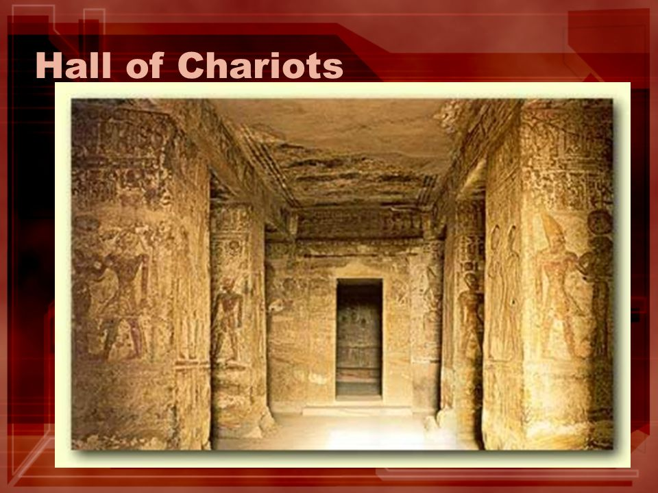 Hall of Chariots
