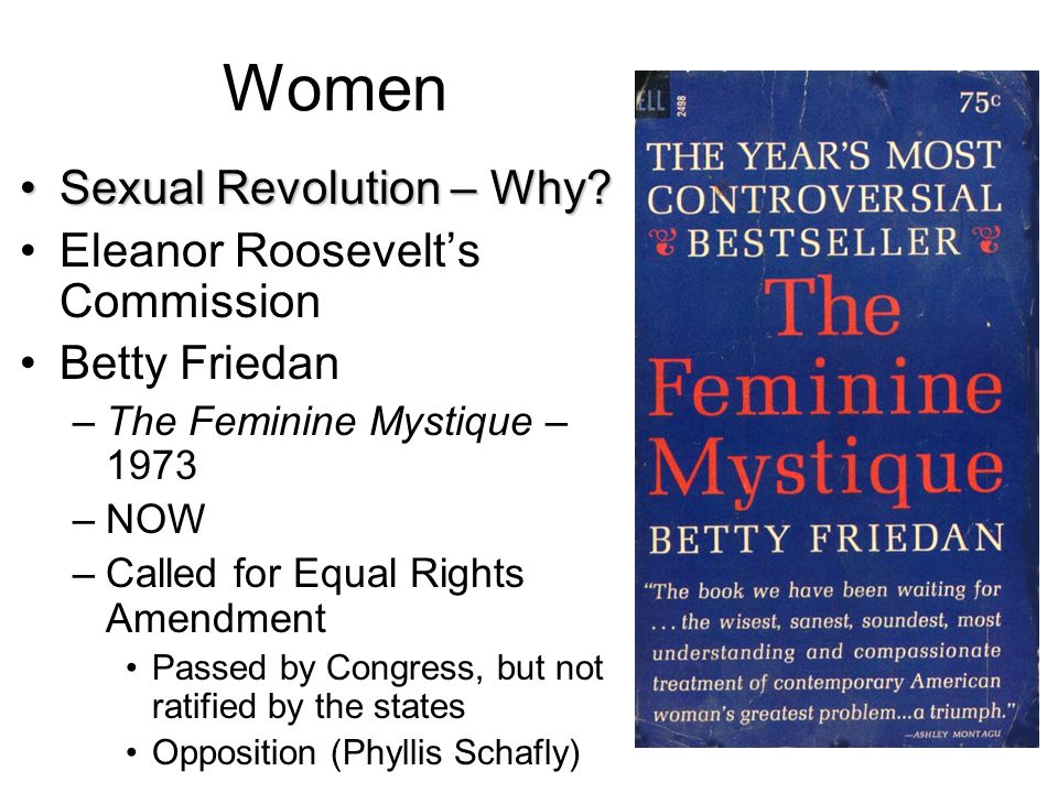 Women Sexual Revolution – Why Sexual Revolution – Why.