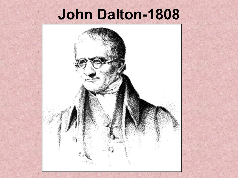 John Dalton-1808