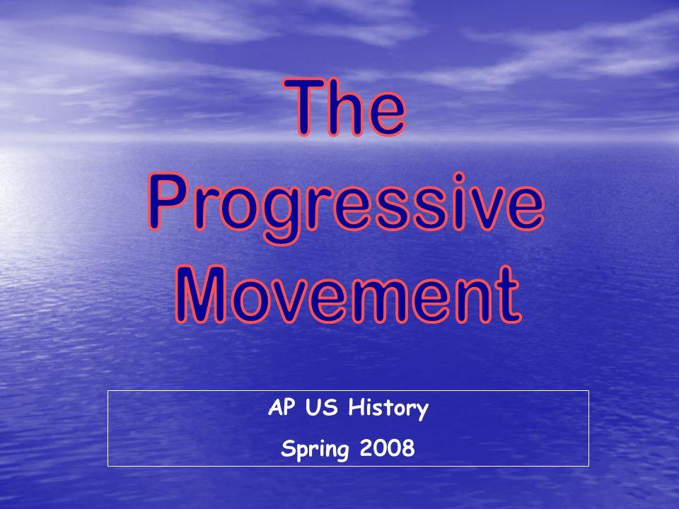 AP US History Spring 2008