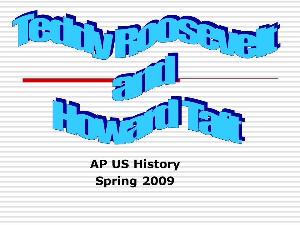 AP US History Spring 2009