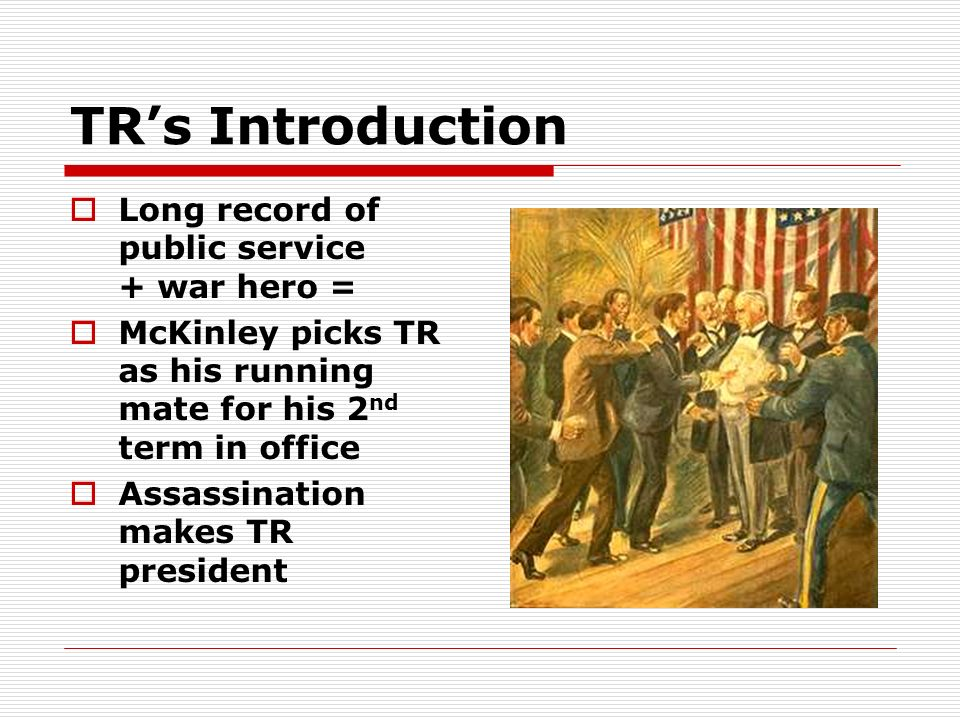 TR and the Bully Pulpit Command attention Persuasion Lead Congress
