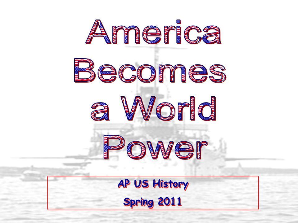 AP US History Spring 2011 AP US History Spring 2011