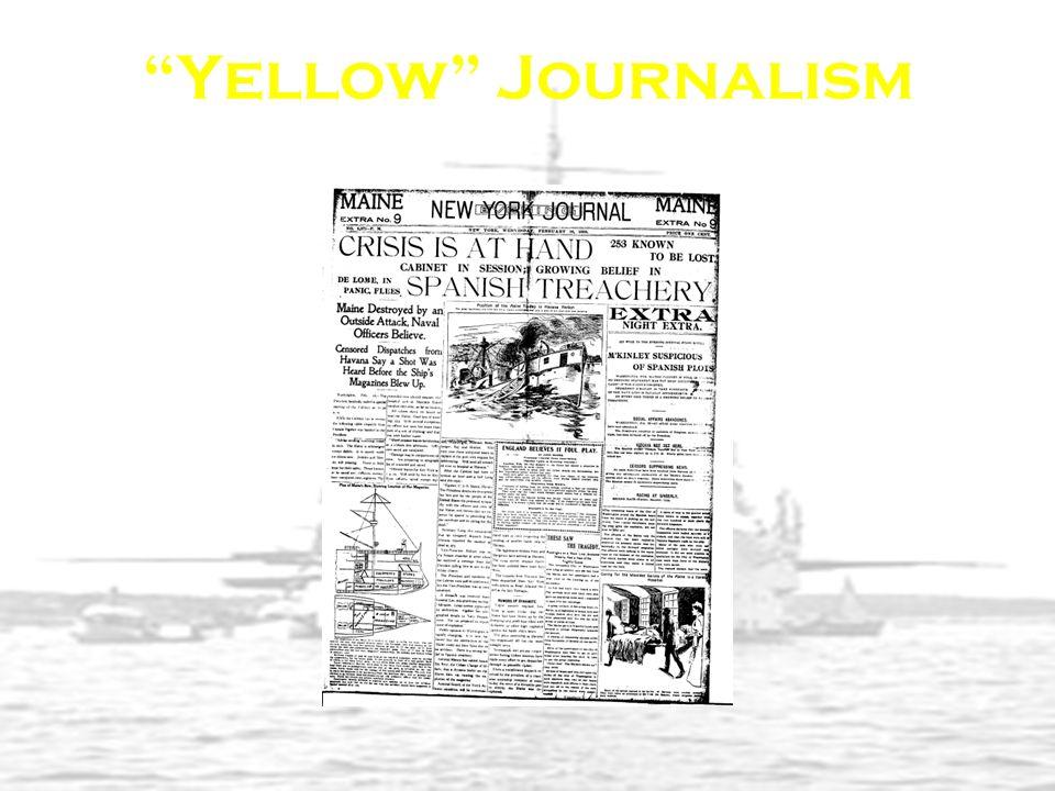 Yellow Journalism