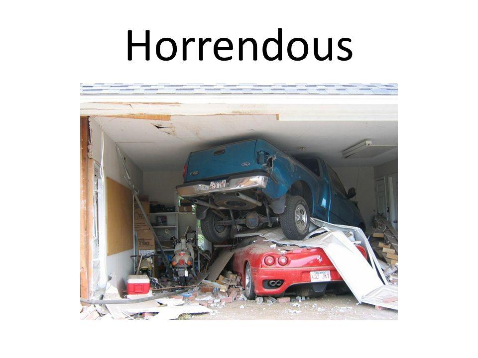 Horrendous