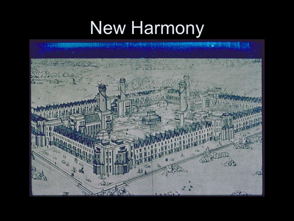 New Harmony