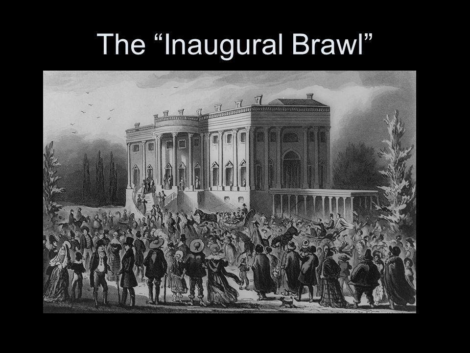 The Inaugural Brawl