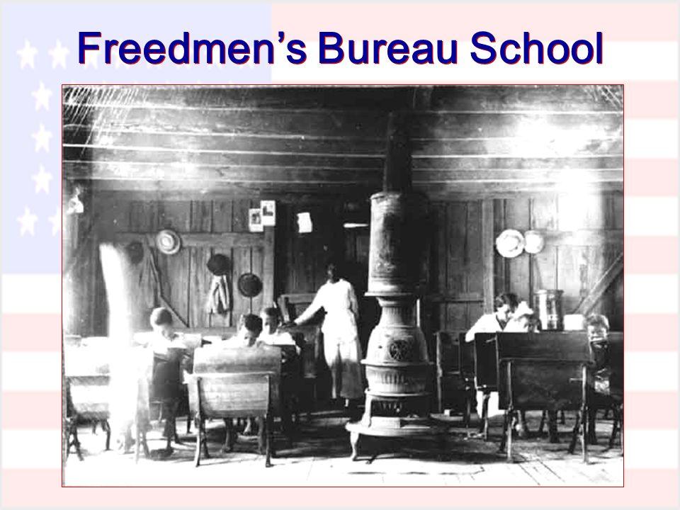Freedmens Bureau School