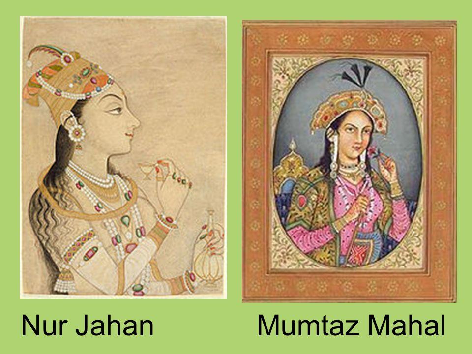 Nur JahanMumtaz Mahal