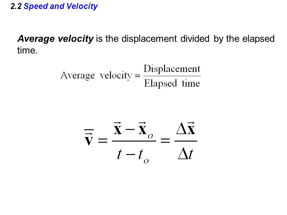 Displacement from a Velocity-Time Graph The shaded region under a velocity time graph represents the displacement of the object.