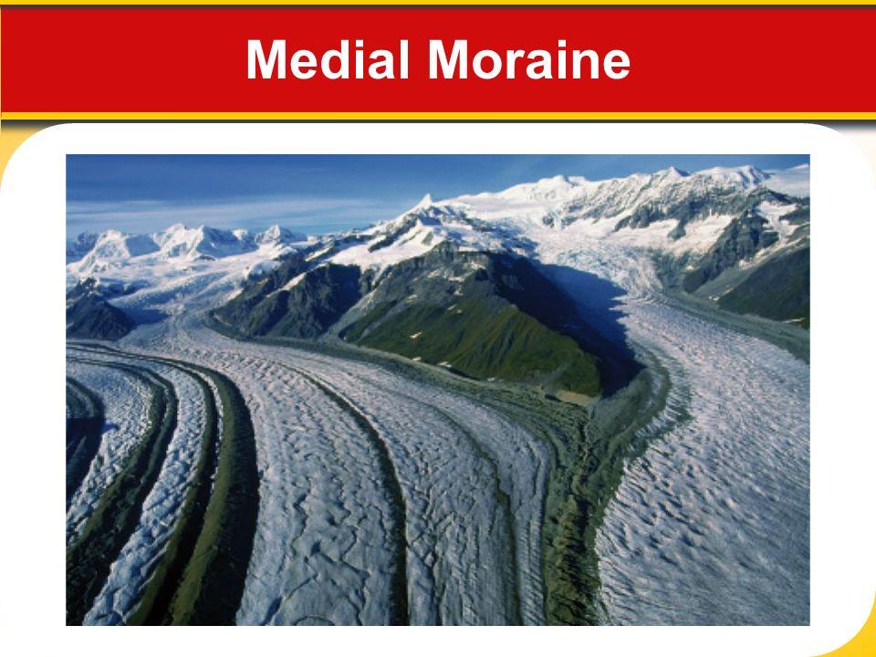 Medial Moraine