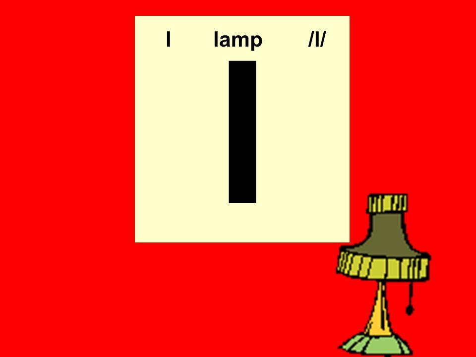 l llamp /l/