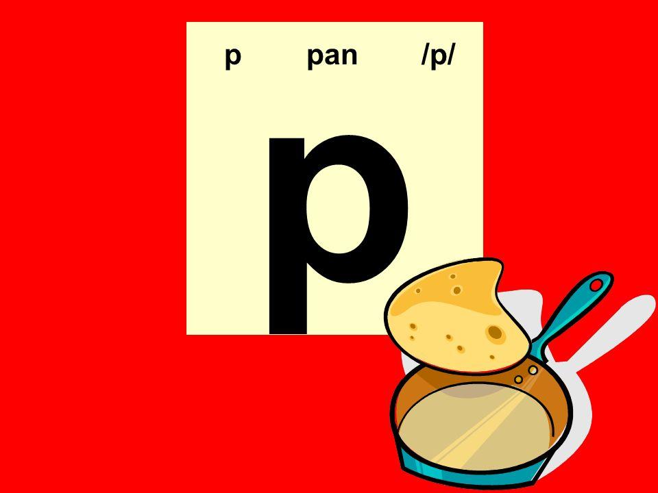 p p pan /p/