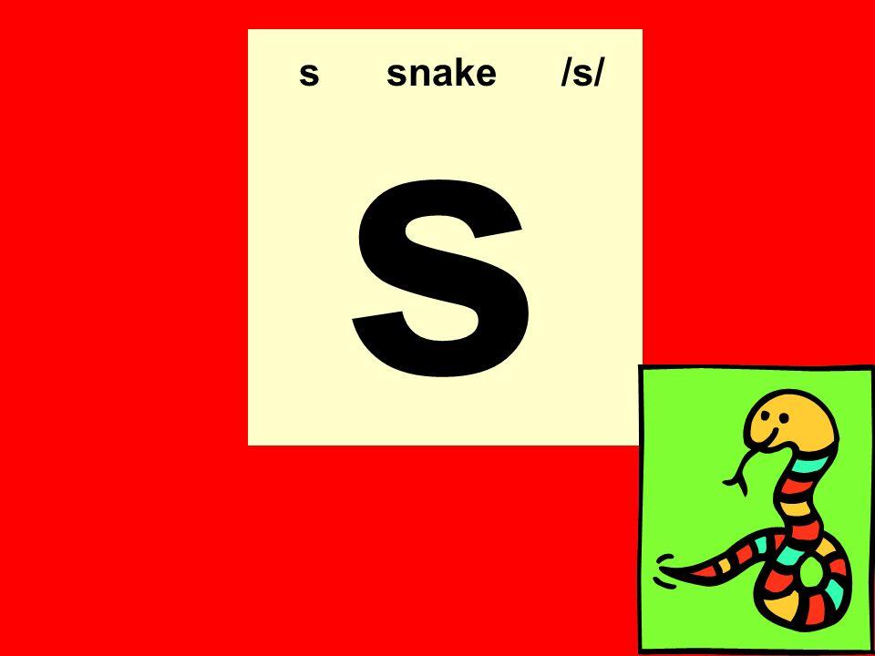 s ssnake/s/