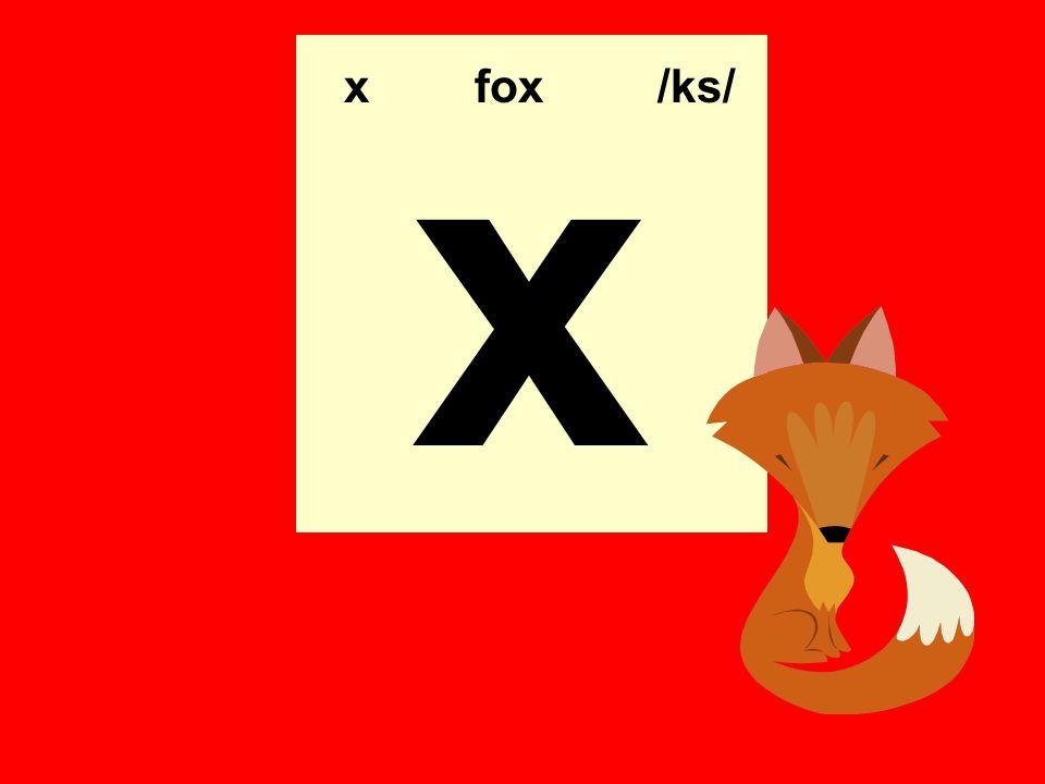 x x fox /ks/