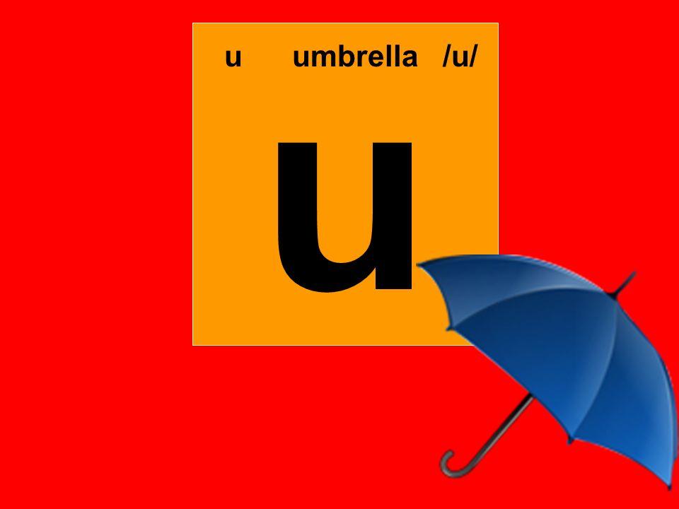 u uumbrella /u/