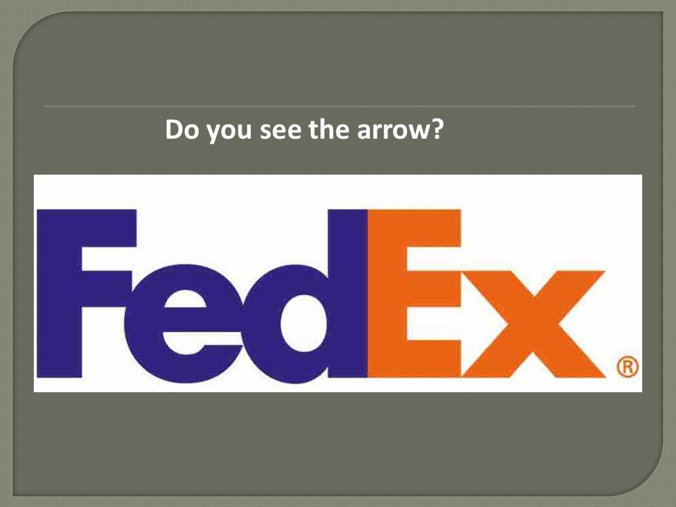 Do you see the arrow?