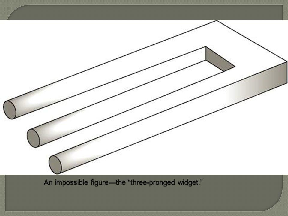 An impossible figurethe three-pronged widget.