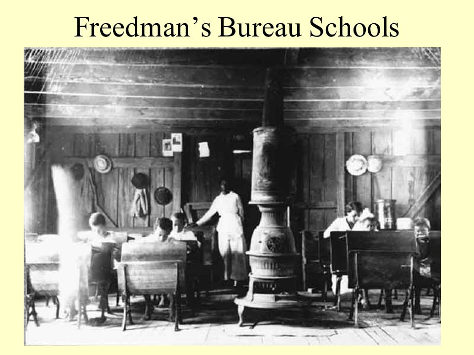 Freedmans Bureau Schools