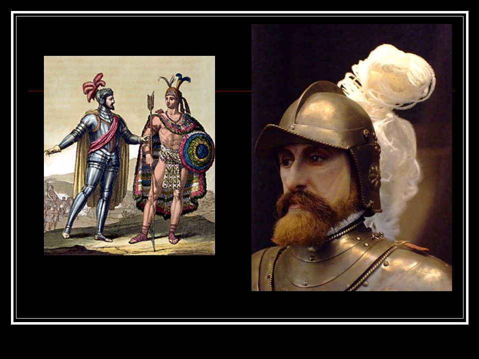 The Spread of Spanish America Spanish Society quickly spread through Peru and Mexico Europe becomes a threat: John Cabot: touched the eastern coast of Present U.S.