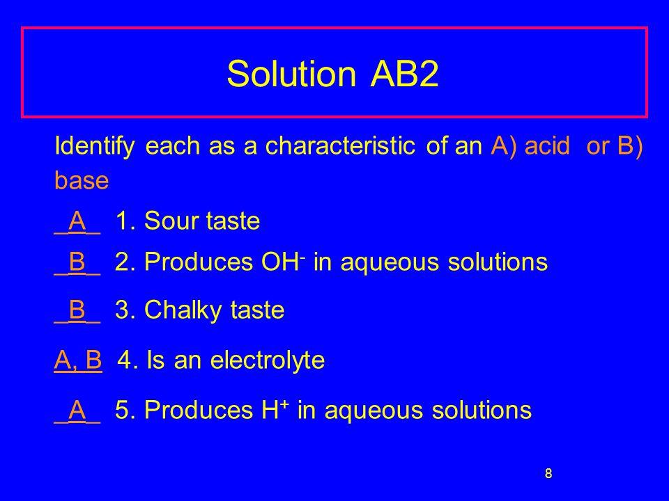 9 Some Common Acids HCl hydrochloric acid HNO 3 nitric acid H 3 PO 4 phosphor ic acid H 2 SO 4 sulfur ic acid CH 3 COOH acet ic acid