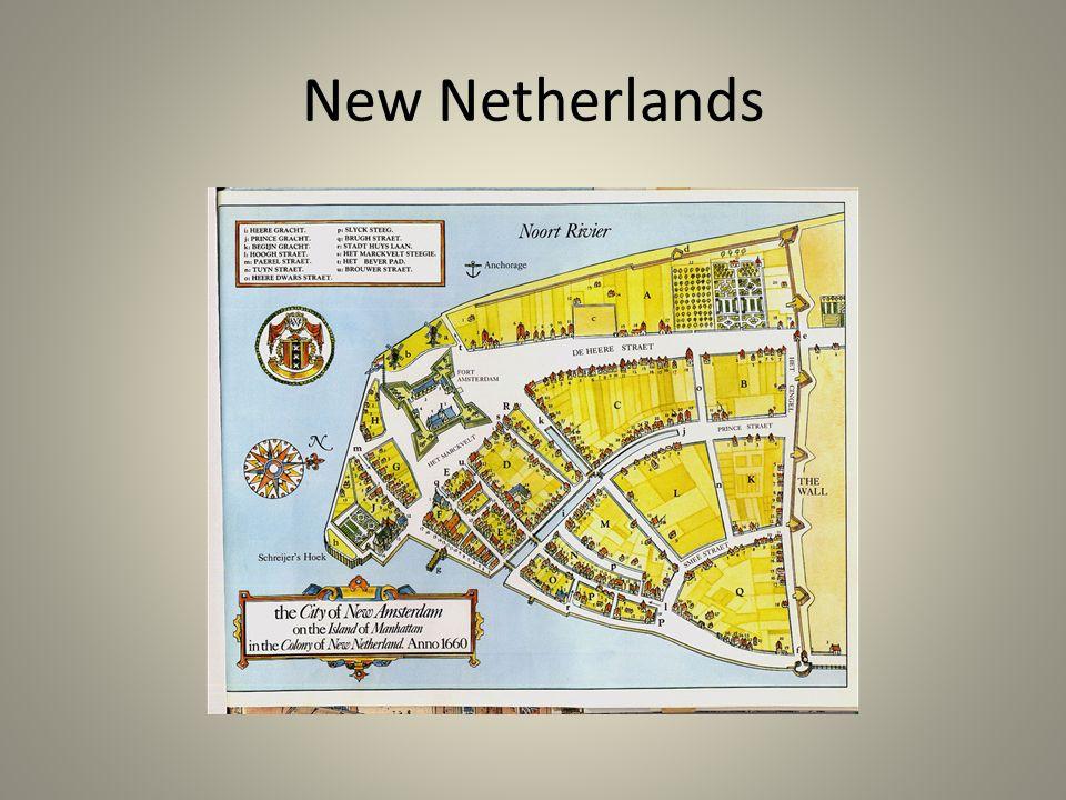 New Netherlands