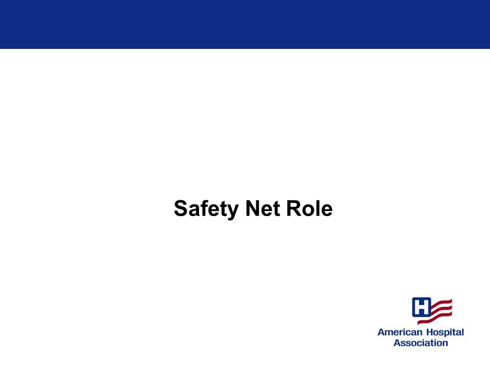 Safety Net Role