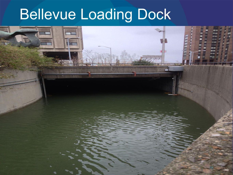 19 Bellevue Loading Dock