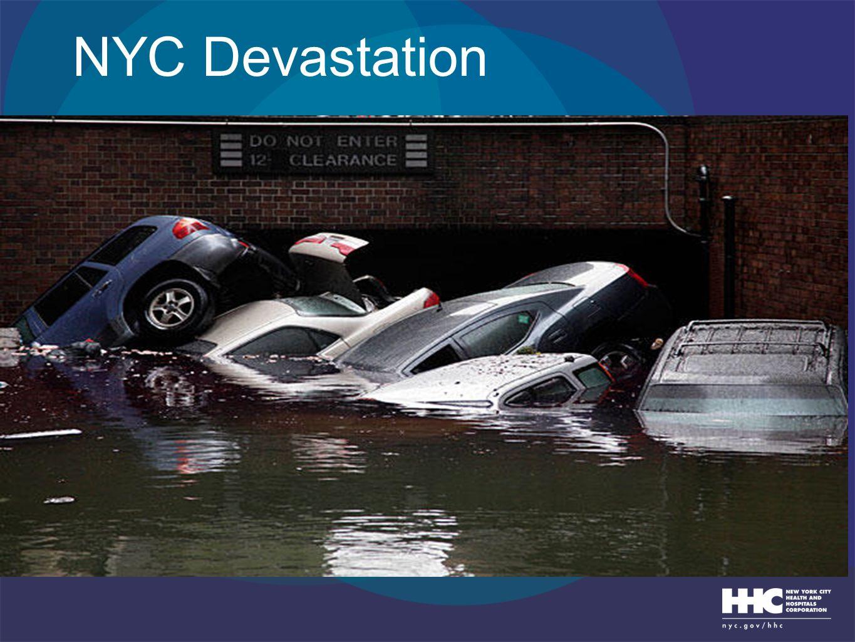 NYC Devastation