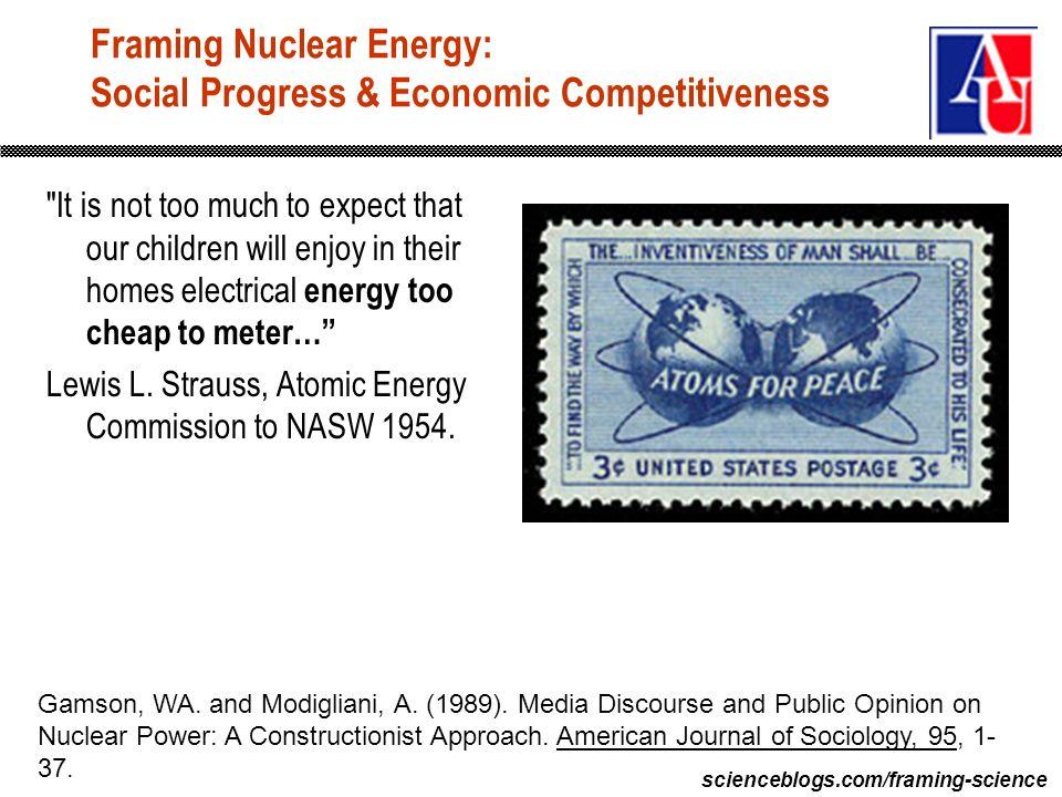 scienceblogs.com/framing-science Framing Nuclear Energy: Social Progress & Economic Competitiveness