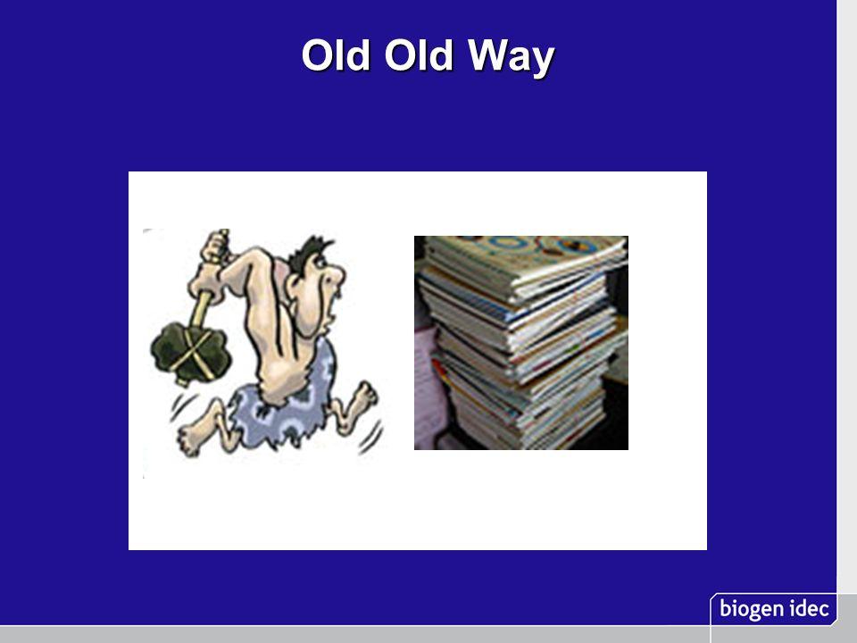 Old Old Way