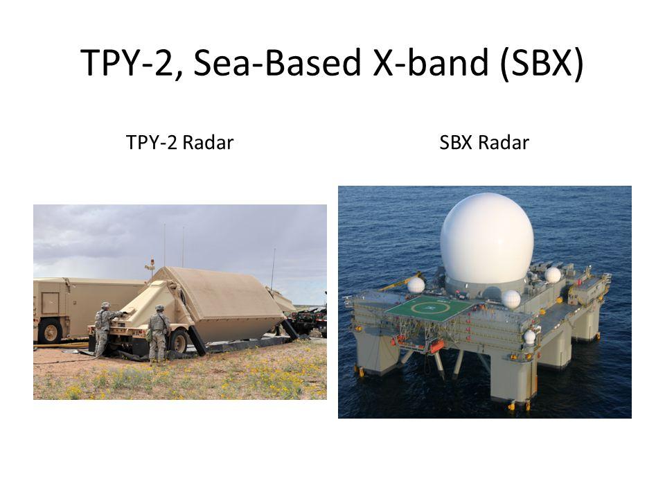 TPY-2, Sea-Based X-band (SBX) TPY-2 RadarSBX Radar